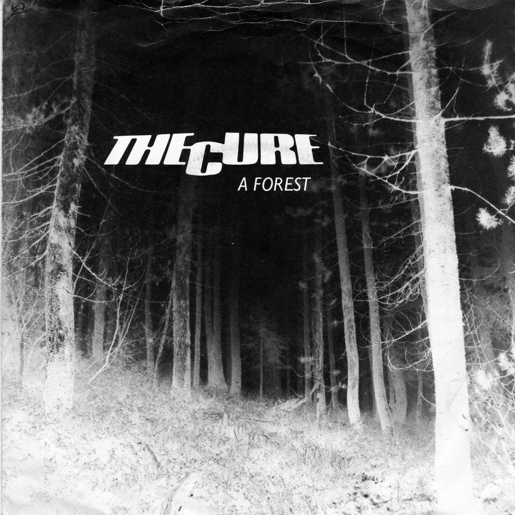 "Epitome: The Cure – ""a Forest"", live from Glastonbury, June 1986 ..."