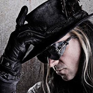 Carl McCoy of Fields of the Nephilim