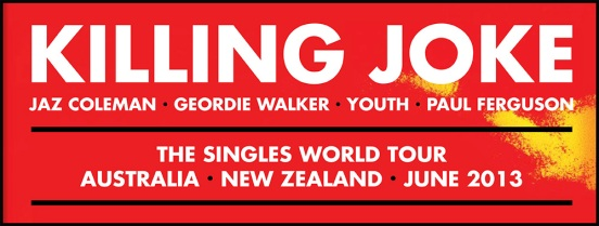 killing joke aus nz your poster