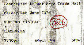 free trade hall ticket