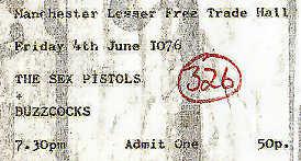 free trade hall ticket