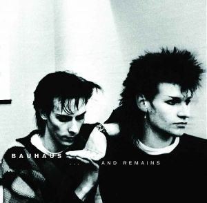 bauhaus and remains