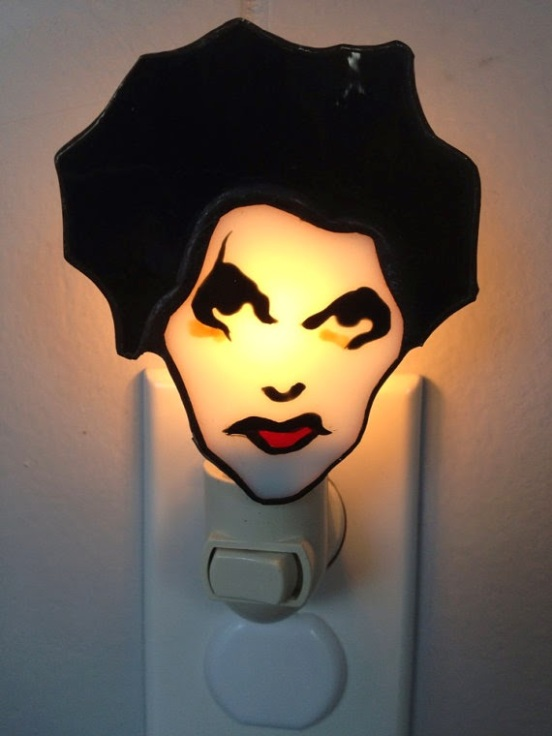 Robert Smith night light